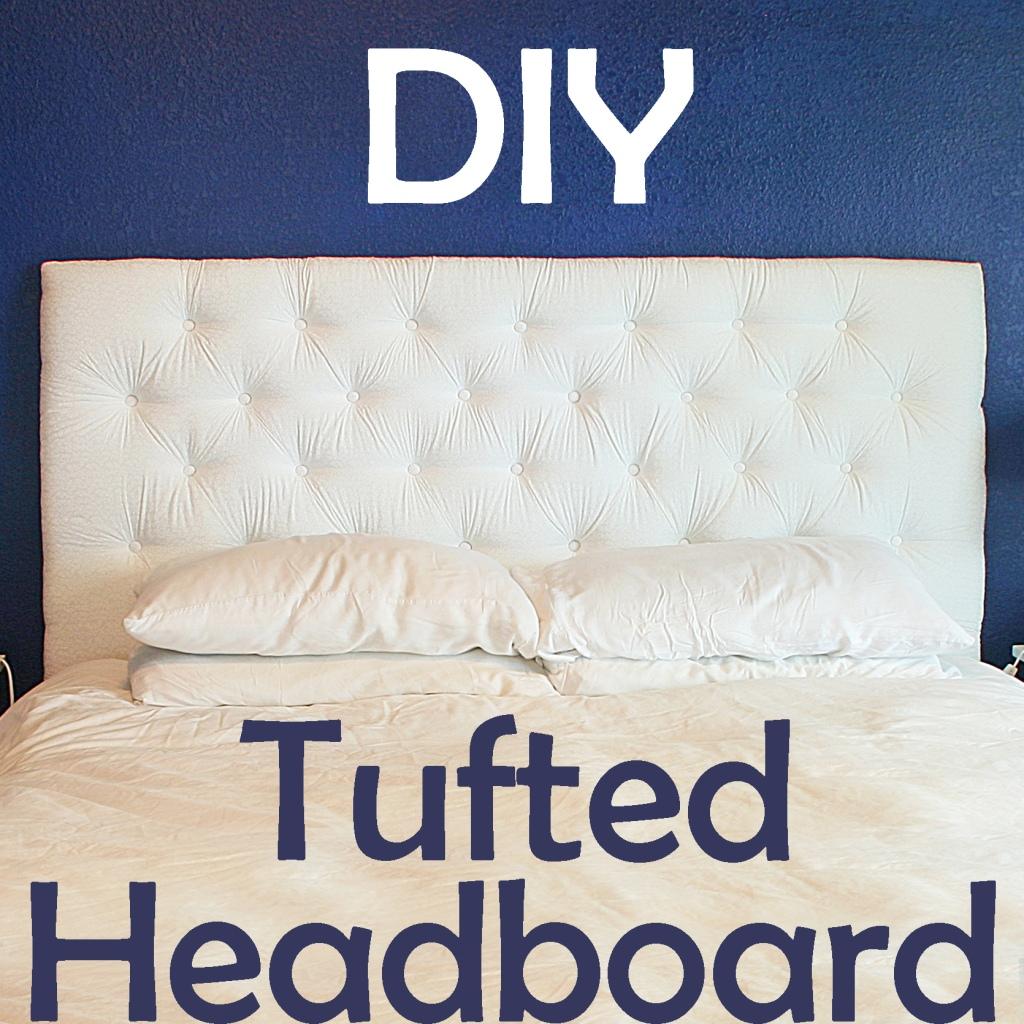 Tufted Headboard Part 2