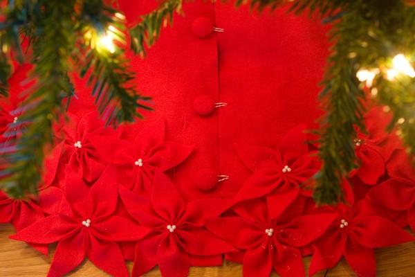 Tree Skirt Buttons